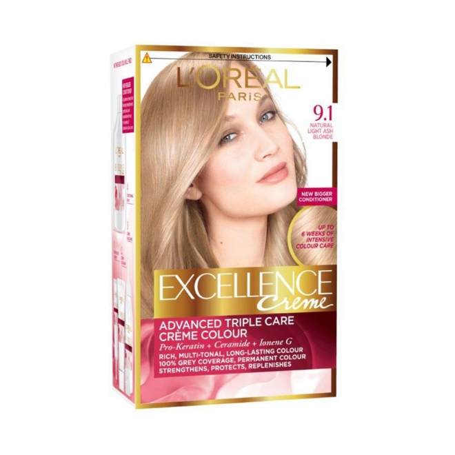 Buy Loreal Excellence Dark Ash Blonde 7 1 At The Best Price In Lahore And Islamabad Metroonline Pk