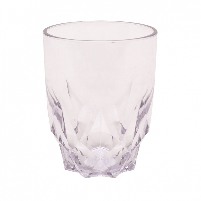 Buy Diamond Tumbler Glass at the best price in Lahore and Islamabad    MetroOnline.pk